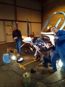 Rotax 912 révison 50H