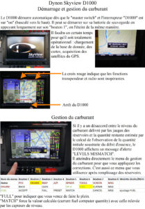 Efis cours